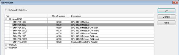 Unity Pro Soft PLC through Modbus TCP/IP - FACTORY I/O